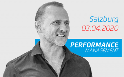 Performance Management Seminar – Salzburg 03.04.2020